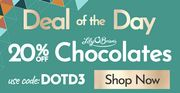 20% off Lily O'Brien's Dessert Collection