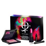 Illamasqua Lip, Eye & Cheek Set (Worth £75)