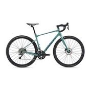 Ex-Demo Giant Revolt 1 2020 Aluminium Cyclocross Bike Teal Grey