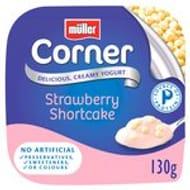 Buy 10 for £3. Muller Yogurts
