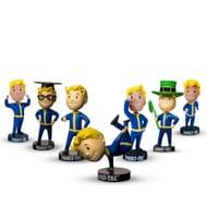 Fallout Vault Boy S.P.E.C.I.A.L. Bobblehead - Complete Set of 7 Mini Figures