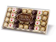 Ferrero Collection Chocolate Gift Set, Box of 32 Pieces