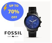 New Private Fossil Sale with New Products at up to 70% Off!