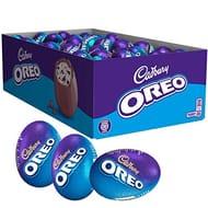 Cadbury Oreo Chocolate Easter Egg, 31 G, Pack of 48