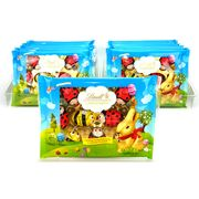 24 X Lindt Bugs & Bees Milk Chocolate with Hazelnut 100g Packs