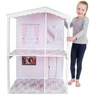Cheap Chad Valley Designafriend Wooden Dolls House at Argos