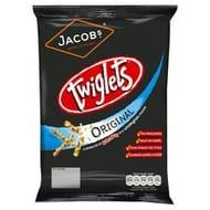 Cheap Jacobs Twiglets 150G HALF PRICE