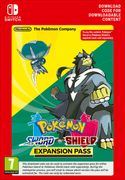 Pokemon Sword or Shield Expansion Pass (Nintendo Switch)