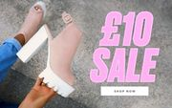 Public Desire £10 Shoes