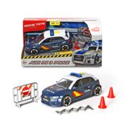 Audi Rs 3 Police Toy Car and Cone Set - Free Delivery with Code!