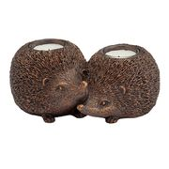 Argos Home Highlands Hedgehog Tealight Holders - HALF PRICE