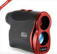 600M 6X Telescope Lasers Range Finder Hunting Sport Golf Distance SpeedMete K3C2