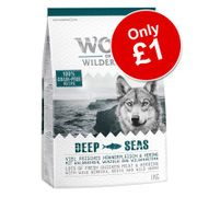 Dog Dry Food 83%off at Zooplus - Only £1!