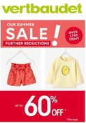Baby & Kids Clothes - FURTHER REDUCTIONS - up to 60% off at Vertbaudet