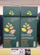 Dorset Simply Fruity Muesli 63% off at Fultons Foods