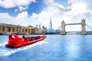 Thames Rockets Speed Boat Ride for Two