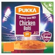 Pukka Chicken Balti Pie 210g