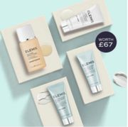 FREE Elemis 4 Piece Gift worth £67 with a Skincare Purchase + Free Sample