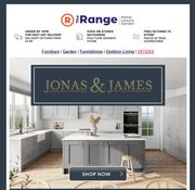The Range Now Selling Kitchens with Jonas and James