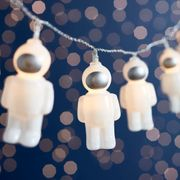 10 Spaceman Fairy Lights Down From £9.99 to £6.99