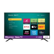 "Best Price! Hisense Roku 4K Smart TV 43"" £245 / 50"" £299 / 55"" £329 / 65"" £449"
