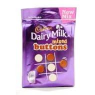 Cadbury Buttons Mixed 115gm