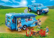 PLAYMOBIL-FunPark Pickup with Camper Only £18