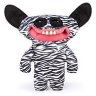 Fuggler 22cm Funny Ugly Monster - Cheeky Grinning Zebra