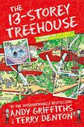 13 Story Treehouse (Treehouse Collection Books)