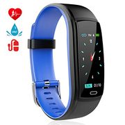 Deal Stack! Fitness Tracker with Pedometer Blood Pressure Heart Rate Monitor