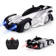 Baztoy Remote Control Car, Kids Toys Wall Stunt Car Dual Modes