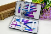 *SAVE over £37* 15Pc Rainbow Manicure & Pedicure Nail Grooming Kit