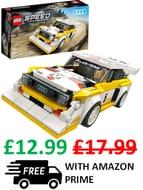 SAVE £5 - LEGO Audi Sport Quattro S1 (76897)