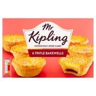 Mr Kipling Trifle Bakewells 6 per Pack