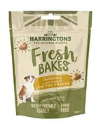 Harringtons Fresh Lean Turkey Low Fat Snacks, 100 G, Pack of 7
