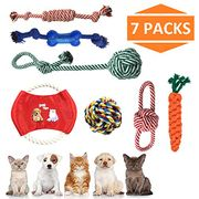 WALLE Dog Rope Toys Puppy Chew Toys
