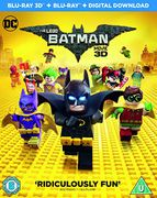 The LEGO Batman Movie [Blu-Ray 3D + Blu-Ray + Digital Download]
