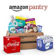 FREE Delivery At Amazon Pantry With Code On £15 Order