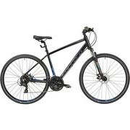 Special Offer - IN STOCK! Carrera Crossfire 2 Mens Hybrid Bike 2020 - Black