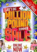 Joe Browns up to Half priceSale