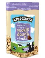 Cheap Ben & Jerry's Chocolate Chip Cookie Dough Chunks at ASDA