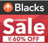 Blacks Summer Sale - 20% 30% 40% 50% 60% 70% Off!