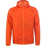Head Mens Vision Graphic Jacket - Orange