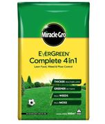 Miracle Gro Evergreen Complete 4 in 1 17.5KG / 500 Sq. M