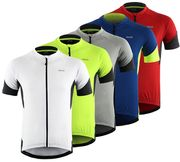 57% off Men's Short Sleeve Cycling Jersey (Incl Postage)