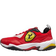 *SAVE £60* Puma Mens Scuderia Ferrari Thunder Red/White Sizes 6 > 11
