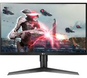 *SAVE £70* LG Ultragear 27 Full HD IPS LCD Gaming Monitor - Black