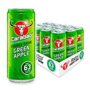 Carabao Energy Drink Green Apple | 12 X 330ml