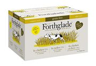 Forthglade Natural Grain Free Complete Wet Dog Food 395 G (Pack of 12)