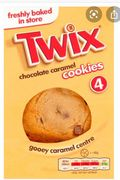 MARS BRAND COOKIES 23%off at Morrisons) - Only £1!